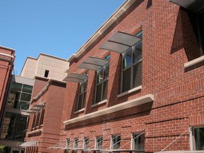 Image Gallery Lillis Building University Of Oregon Eugene
