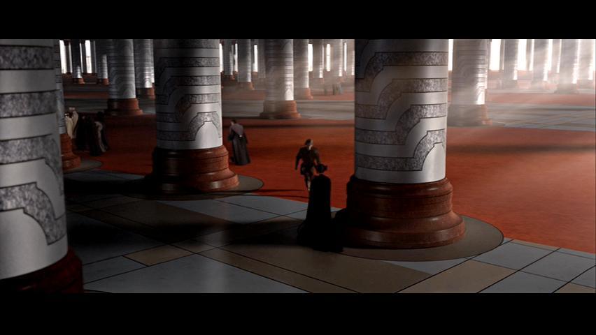 Architectural Style Of Star Wars Saga