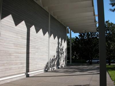 Steel Project Case Study Gallery Menil Gallery Houston Texas
