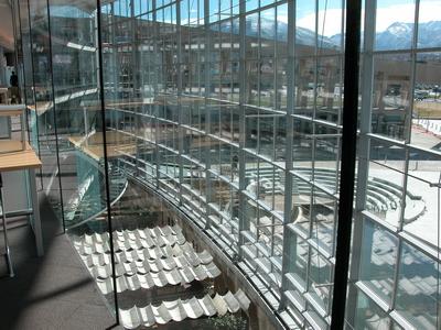 Steel Project Case Study Gallery Salt Lake City Library Moshe Safdie Salt Lake City Utah